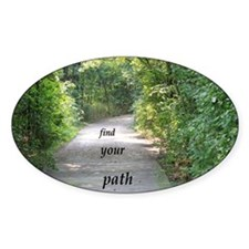 find your path Decal