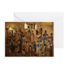 cal_pentecost Greeting Card