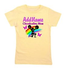 CHEERLEADER MOM Girl's Tee
