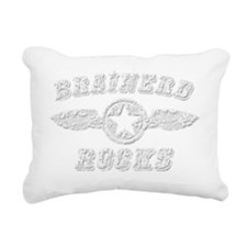 BRAINERD ROCKS Rectangular Canvas Pillow
