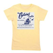 Captains Table Restaurant - Wildwood Cr Girl's Tee