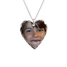 2012_Brock Necklace Heart Charm