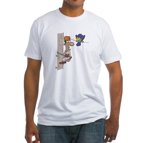 Lineman Fitted T-Shirt