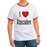 I Love Atascadero Ringer T