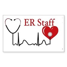 ED Staff Decal