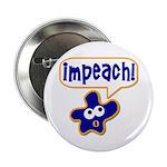 Impeach! Metal Pinback Button