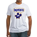 Impeach! Fitted T-Shirt