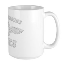 CHATEAU WOODS ROCKS Mug