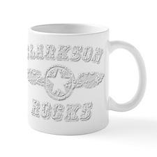 CLARKSON ROCKS Mug