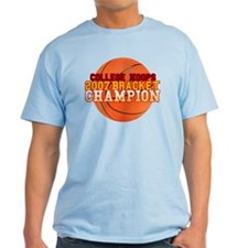 2007 Bracket Champ T-Shirt