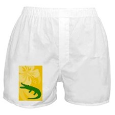Alligator iPad Mini Case Boxer Shorts