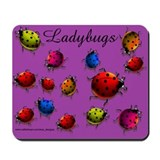Ladybugs Mousepad