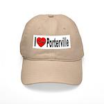 I Love Porterville Cap