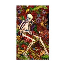 Day Of The Dead Loteria Decal