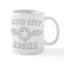 DAVIS CITY ROCKS Mug