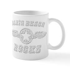 DANIA BEACH ROCKS Mug