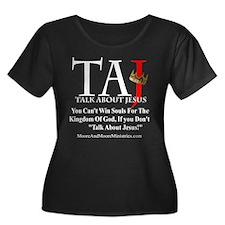 TAJ Logo T