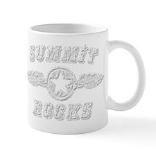 SUMMIT ROCKS Mug