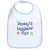 Daddy's Biggest Fan Bib