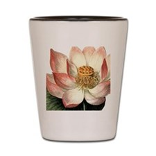Botanical Lotus Shot Glass