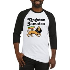 Kingston, Jamaica Baseball Jersey