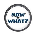 Now What? Graduated Wall Clock