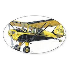 TaylorCraft Airplane Decal