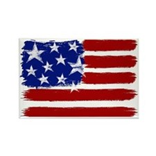 US Design Flag Rectangle Magnet