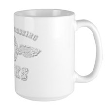 HANGMAN CROSSING ROCKS Coffee Mug