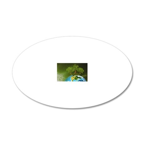 pon_smal_serving_666_H_F 20x12 Oval Wall Decal