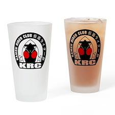 Kamen Rider Club BK Drinking Glass