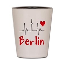 Berlin Shot Glass