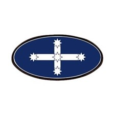 Eureka Flag Of Australia Patches
