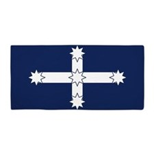 Eureka Flag Of Australia Beach Towel