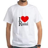 I Love Rumi Shirt