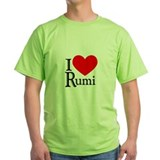 I Love Rumi T-Shirt