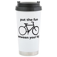 bikerectangle Travel Mug
