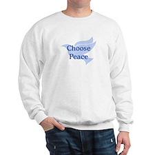 Choose Peace Sweatshirt