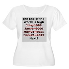 End of the Wo T-Shirt