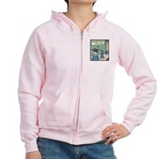 Bricklayer College Graduation Zip Hoodie