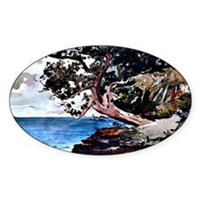 Winslow Homer - North Road, Bermuda Decal