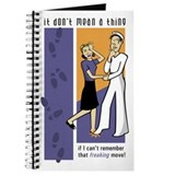 Swing Dance Journal