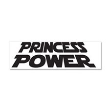 Princess Power Car Magnet 10 x 3