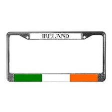 Cute Irish License Plate Frame