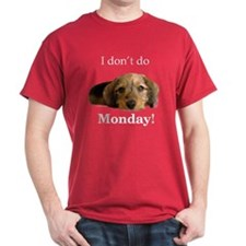 Doxie Monday T-Shirt