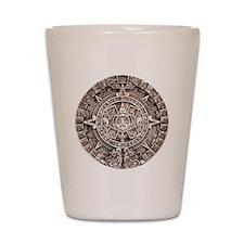 Mayan End of the World 2012 Calendar Shot Glass