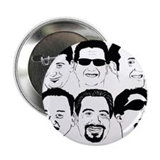 "The Groomsmen 2.25"" Button"