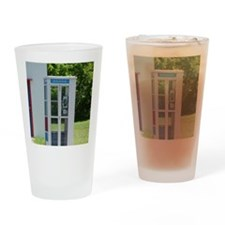 Pay Phone Drinking Glass