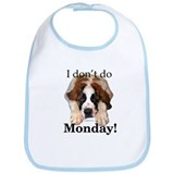 Saint Monday Bib