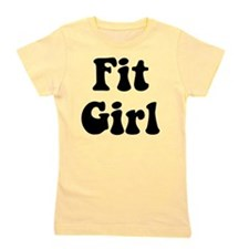 Fit Girl Girl's Tee